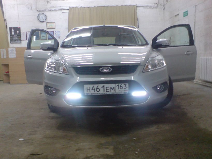 Ford Focus (EgoLight DRL 160P24)